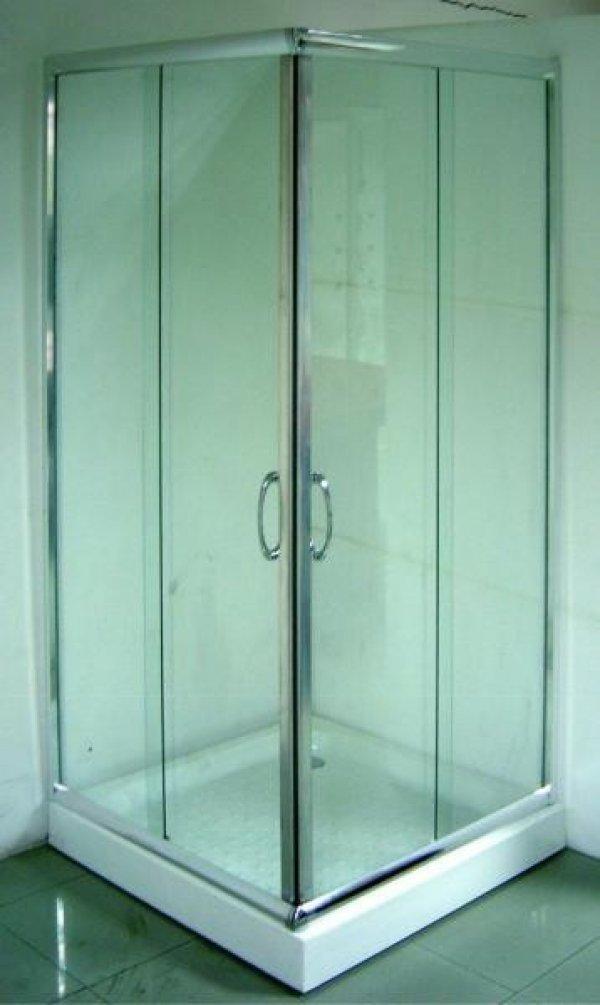 Sanotechnik Sanodusch B1390C szögletes zuhanykabin 90 cm