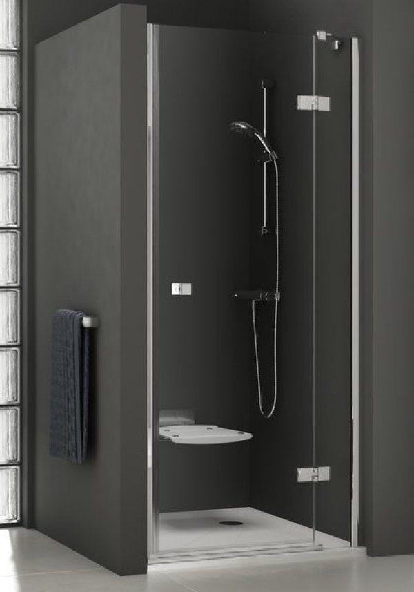 Ravak SmartLine SMSD2 kétrészes zuhanyajtó 110 cm