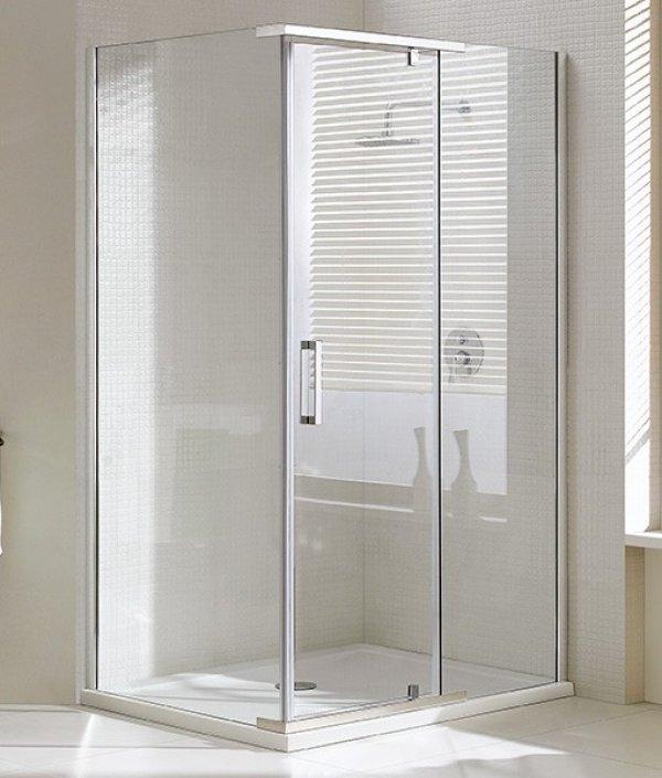 Niagara Wellness Carol téglalap zuhanykabin 80x100 cm