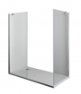 2x smartflex zuhanyfülke fal