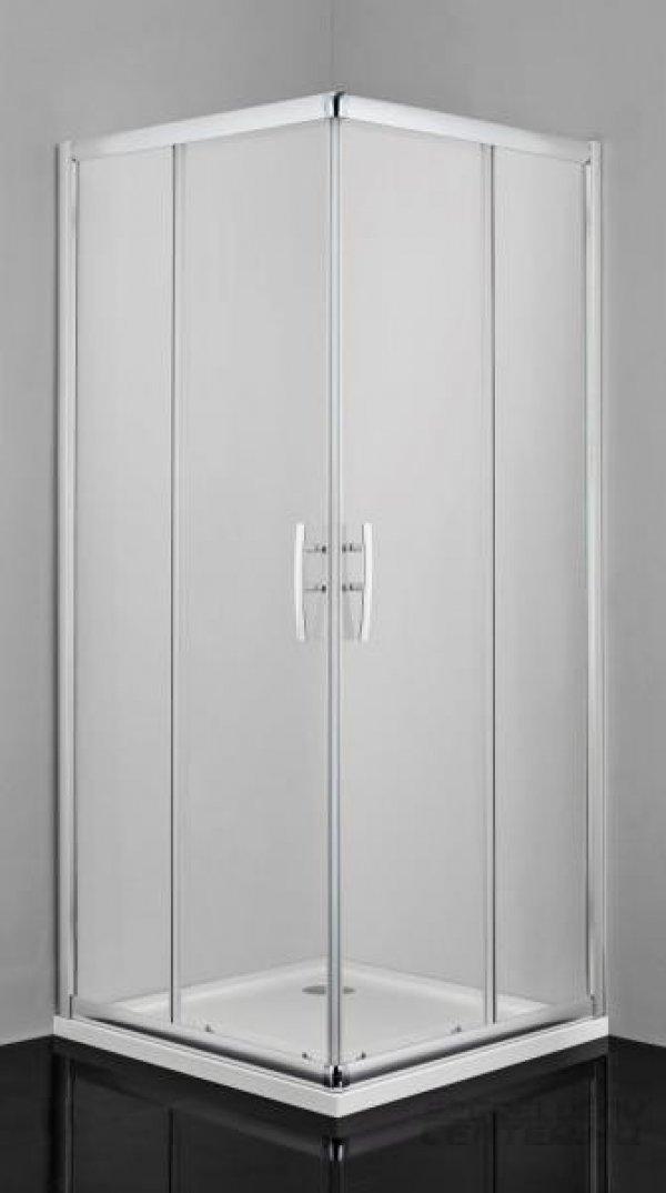 Sanotechnik 2x Pro-line B10C zuhanyajtó 100 cm