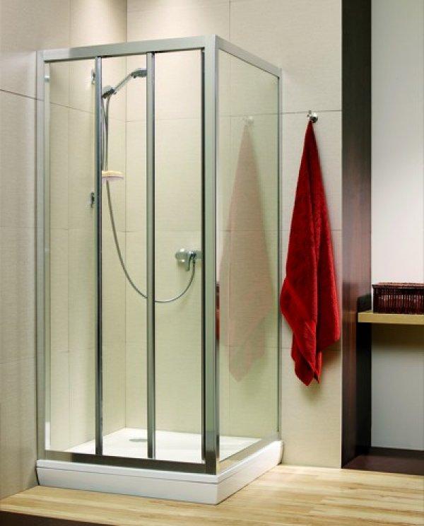 Radaway Treviso DW+S zuhanykabin 100 cm