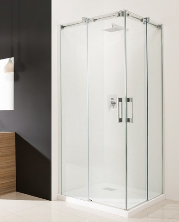 Radaway Espera KDD szögletes zuhanykabin 100 cm