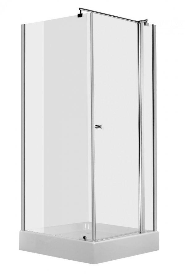 Deante Cubic KTI 044P szögletes zuhanykabin 80 cm