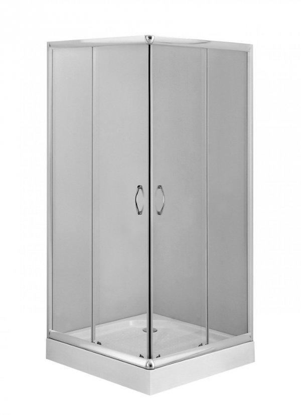 Deante Funkia KYC 042K szögletes zuhanykabin 80 cm