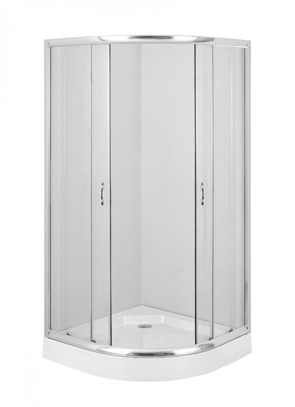 Deante Funkia KYP 052K félköríves zuhanykabin 80 cm