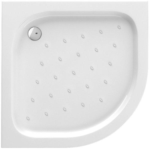 Deante Standard New KTA 054B íves zuhanytálca 80 cm