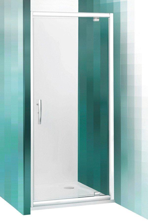 Roltechnik Proxima Line PXDO1N egyszárnyas zuhanyajtó 90 cm